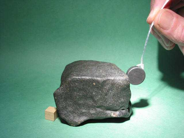How to Identify a Meteorite -- Step 5